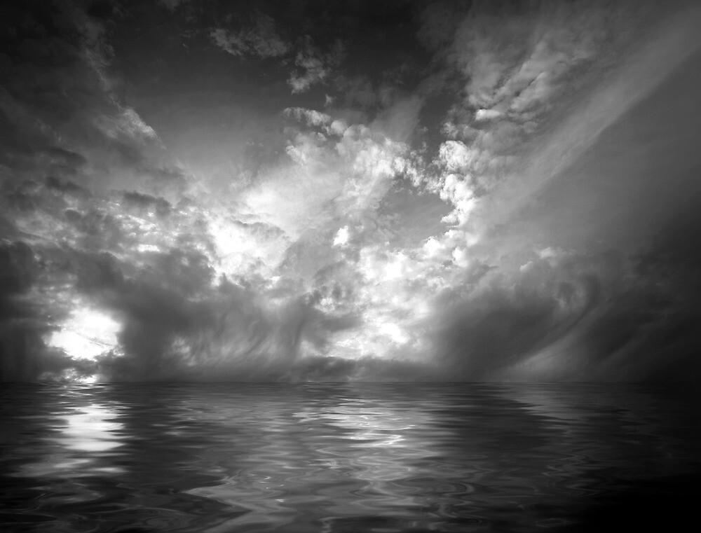 Coastal Clouds, San Francisco by Richard Mason