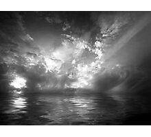 Coastal Clouds, San Francisco Photographic Print