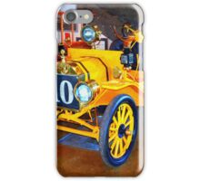 1910 Ford T Speedster iPhone Case/Skin