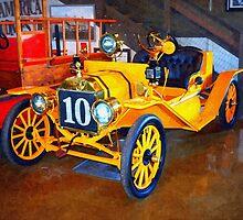 1910 Ford T Speedster by Glenn McCarthy