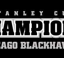Stanley Cup Champions 2015 by Jordan Aschwege
