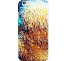 Corky Sea Finger feeding on the Caribbean currents iPhone Case/Skin