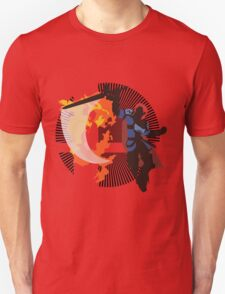 Roy (Smash 4) - Sunset Shores T-Shirt