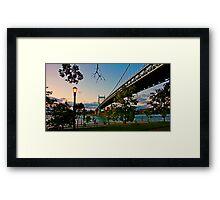From Astor Park Framed Print