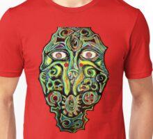 Sacred Masks Unisex T-Shirt