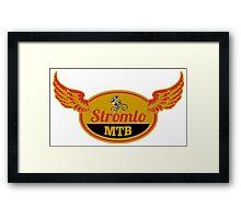 Stromlo Mountain Bike Park Framed Print
