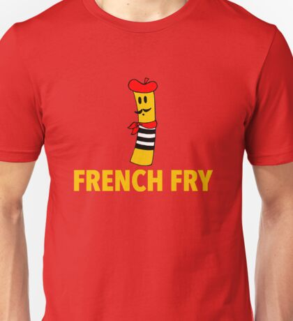 French Fry Unisex T-Shirt