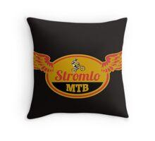 Stromlo Mountain Bike Park Throw Pillow