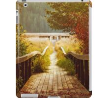 Autumn mood, Washington iPad Case/Skin