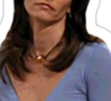 Monica from Friends Sticker