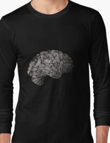 just a container for the mind Long Sleeve T-Shirt