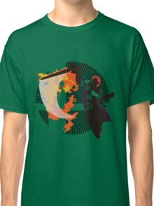 Roy (Smash 4, Green Costume) - Sunset Shores Classic T-Shirt