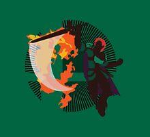 Roy (Smash 4, Green Costume) - Sunset Shores Unisex T-Shirt