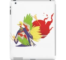 Sun God iPad Case/Skin