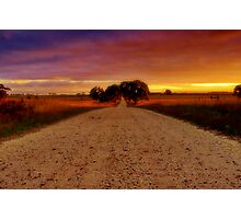 """""""Southbound"""" Photographic Print"""