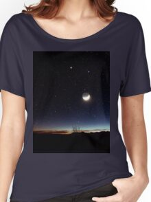 road trip to Big Bend Women's Relaxed Fit T-Shirt