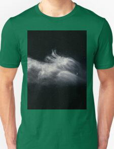 Moon and Clouds Unisex T-Shirt