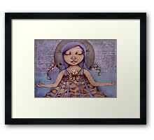 Affirmation Framed Print