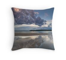 240˚ Tauranga harbour entrance  Throw Pillow