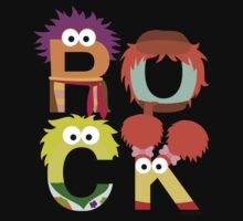 "A Fraggle ""ROCK"" Kids Clothes"