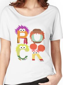 """A Fraggle """"ROCK"""" Women's Relaxed Fit T-Shirt"""