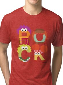 "A Fraggle ""ROCK"" Tri-blend T-Shirt"