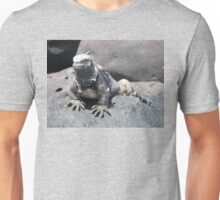 Iguana or Prehistory Survivor Unisex T-Shirt