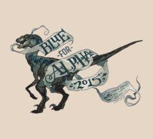 Coey: Blue for Alpha, Jurassic World by Shy Custis