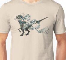 Coey: Blue for Alpha, Jurassic World Unisex T-Shirt