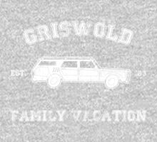 Griswold Family Vacation by Sregge
