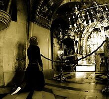 Woman Praying Conversion Challenge by PhoenixArt