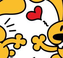 Hot Bunnies Sticker