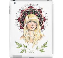Mandala Girl iPad Case/Skin