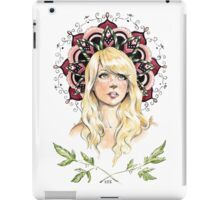Mandala Girl iPad Case/Skin