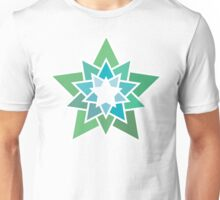 Exploding Star, New Colorway 3 Unisex T-Shirt