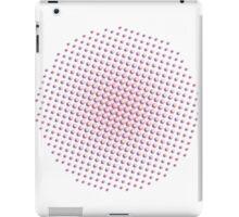 Halftone heaven iPad Case/Skin