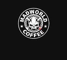 Madworld coffee (clean) BLACK T-Shirt