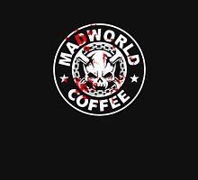 Madworld coffee (bloody) BLACK Unisex T-Shirt