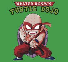 Master Roshi's Turtle Dojo by Sregge