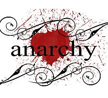 Anarchy 2  Photographic Print
