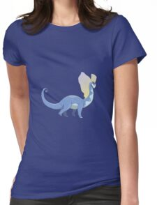 Stately Amaura Surveying the World Womens Fitted T-Shirt