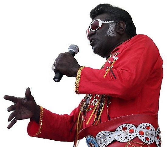 Elvis Parsnip (Parkes Festival 2010) by Tainia Finlay