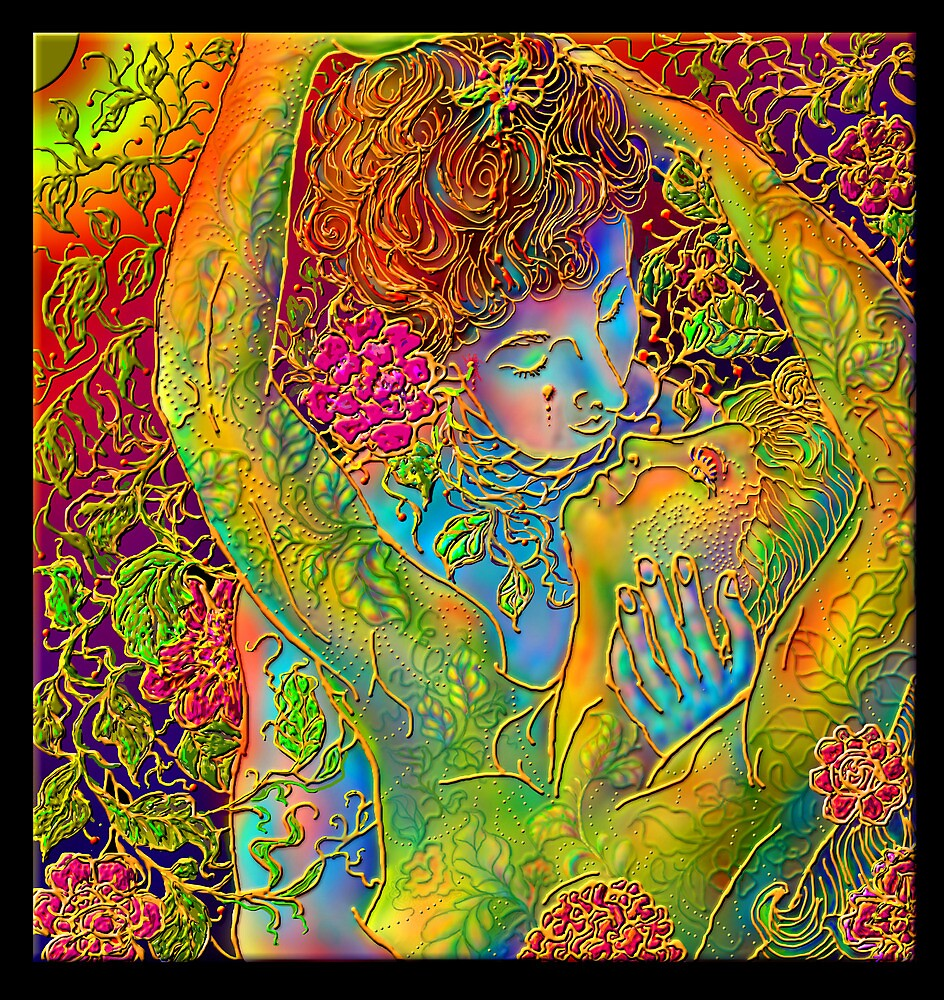 'Metamorphosis' 'Will You Still Love Me Tomorrow'   by luvapples downunder/ Norval Arbogast