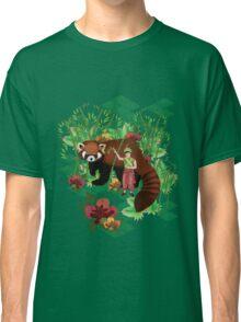 Red Panda Friend Classic T-Shirt