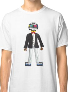 Retro Geek Chic - original Classic T-Shirt