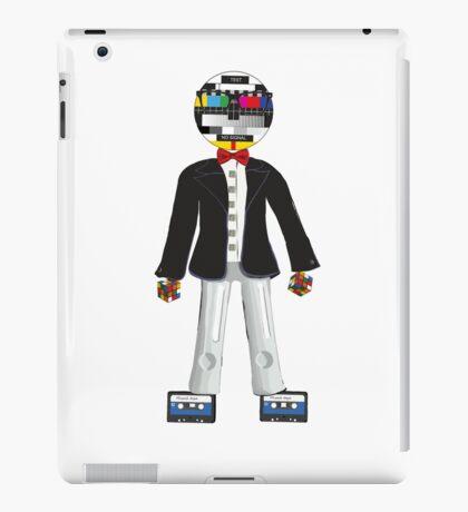 Retro Geek Chic - original iPad Case/Skin