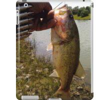Largemouth Bass iPad Case/Skin