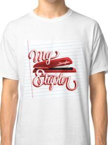 My Swingline Stapler Classic T-Shirt