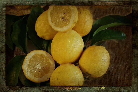 Just Lemons by Elaine Teague
