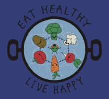 Eat Healthy by MOMOshwing